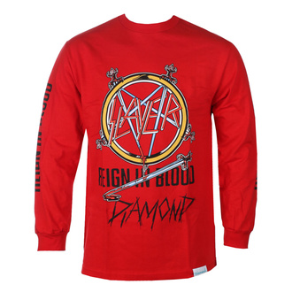 Herren Longsleeve Metal Slayer - DIAMOND - DIAMOND, DIAMOND, Slayer