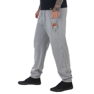 Herren Sweatpants (Trainingshose) SLAYER - DIAMOND - Brillant Abgrund - Hth Grau, DIAMOND, Slayer