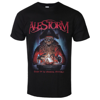 Herren T-Shirt Metal Alestorm - Curse of the Crystal Coconut - NAPALM RECORDS, NAPALM RECORDS, Alestorm