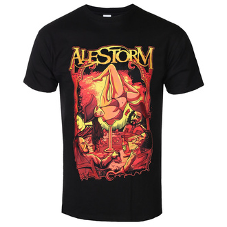 Herren T-Shirt ALESTORM - SURRENDER THE BOOTY - PLASTIC HEAD, PLASTIC HEAD, Alestorm