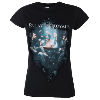 Damen T-Shirt PALAYE ROYALE - BOOM BOOM ROOM - PLASTIC HEAD, PLASTIC HEAD