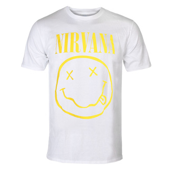 Herren T-shirt Nirvana, ROCK OFF, Nirvana