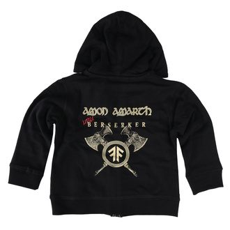 Kapuzenpullover für Kinder Amon Amarth - Little Berserker - Metal-Kids