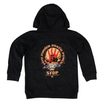 Kapuzenpullover für Kinder Five Finger Death Punch - Knucklehead - Metal-Kids