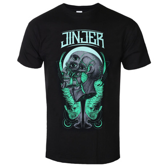 Herren T-Shirt JINJER - Retrospection - NAPALM RECORDS, NAPALM RECORDS, Jinjer