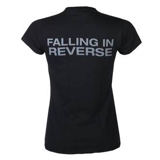Damen T-shirt Falling In Reverse - Losing My Life Fitted, KINGS ROAD, Falling In Reverse