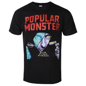 Herren T-shirt Falling In Reverse - Popular Monster - Schwarz, KINGS ROAD, Falling In Reverse
