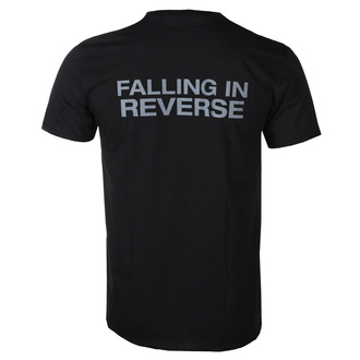 Herren T-shirt Falling In Reverse - Losing My Life - Schwarz, KINGS ROAD, Falling In Reverse