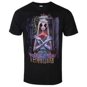 Herren T-shirt Falling In Reverse - The Drug In Me Is Reimagined - Schwarz, KINGS ROAD, Falling In Reverse
