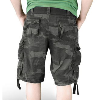 Shorts SURPLUS - DIVISION SHORT - NIGHT CAMO - 05-5598-42