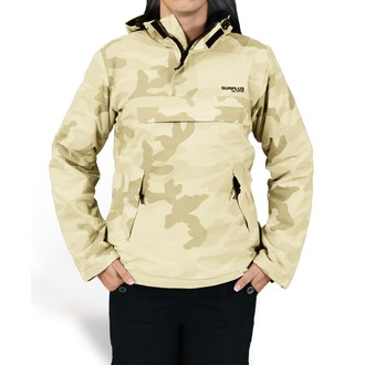 Windjacke Damen SURPLUS - Windbreaker - DESERT - 33-7001-55