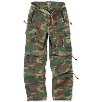 Hose SURPLUS - Trekking Trouser - WOODLAND - 05-3595-22