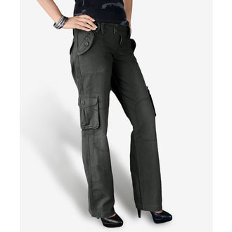 Damen Hose  SURPLUS - LADIES TROUSER - 33-3587-63 - BLACK