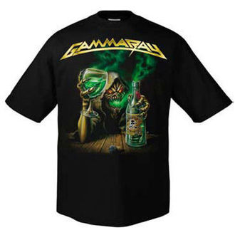 Herren T-Shirt Gamma Ray - Absinth - 186057, ART WORX, Gamma Ray
