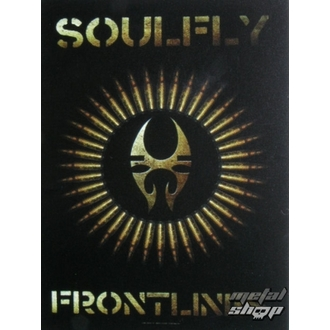 Fahne Soulfly - Frontlines - HFL0928