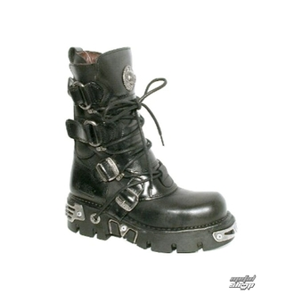 Schuhe NEW ROCK - Ring Boots (575-S1) Black - N-8-39-700-00
