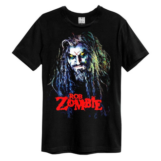 Herren T-Shirt Metal Rob Zombie - DRAGULA - AMPLIFIED, AMPLIFIED, Rob Zombie