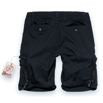 Herren Shorts   BRANDIT - Iron Vintage Shorts Black - 2004/2