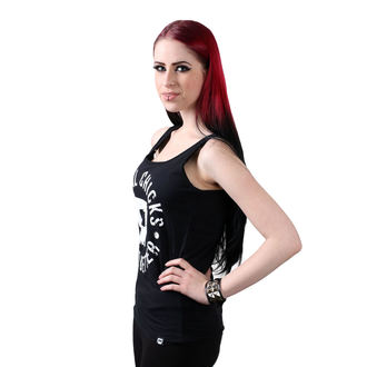 Damen Tank Top METAL CHICKS DO IT BETTER - Skull, METAL CHICKS DO IT BETTER
