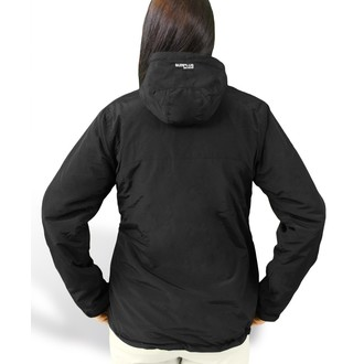 Windjacke Damen SURPLUS - Damen Windbreaker + Zipper - 33-7002-03 - BLACK
