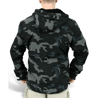 Windjacke SURPLUS - Windbreaker + Zipper - 20-7002-42 - Nightcamo