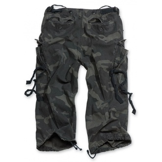 Kurze 3/4 Herren Hose SURPLUS - Vintage - Nightcamo, SURPLUS