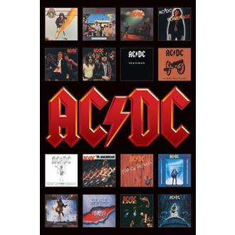 Posters - AC/DC (Album Covers) - PP30748 - Pyramid Posters