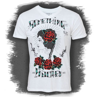 Herren T-Shirt SOMETHING SACRED - Dagger