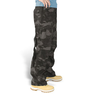 Hose SURPLUS - Vintage - BLACK CAMO - 05-3596-42