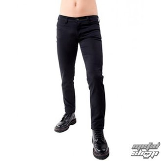 Herrenhose Black Pistol - Close Pants Black Denim - B-1-50-001-00