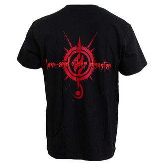Herren T-Shirt Sonic Syndicate - Love And Other Disasters TS -153176
