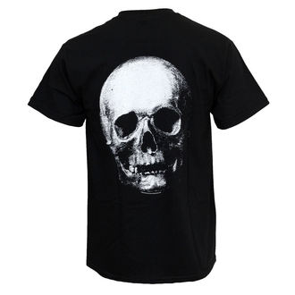 Herren T-Shirt Satyricon - Black Crow On A Tombstone