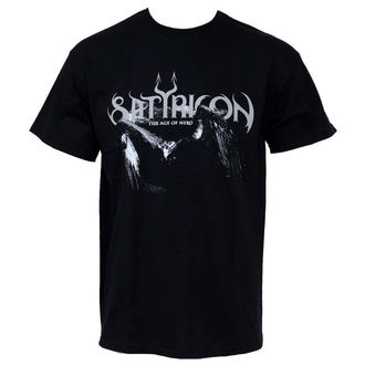 Herren T-Shirt Satyricon - Age Of Nero - RAZAMATAZ