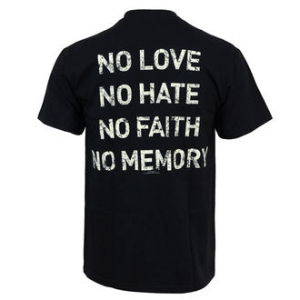 Herren T-Shirt Mayhem - No Love No Hate - RAZAMATAZ