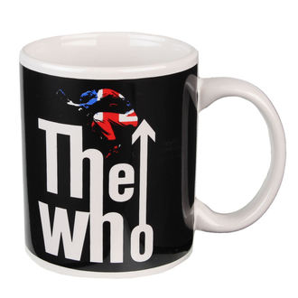 Keramiktasse  (Pott) The Who - Union Jack - RAZAMATAZ