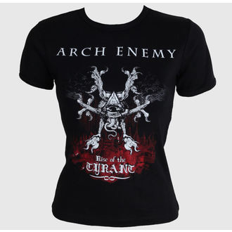 Damen T-Shirt  Arch Enemy - Rise of the Tyrant 1