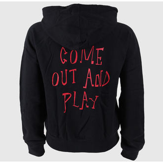 Damen Hoodie  Come Out and Play Zip - 035216 - ART-WORX
