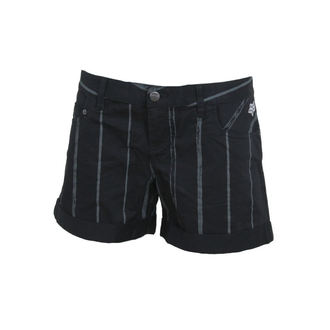 Damen Shorts  FOX - Century Short 5 Inch - BLACK