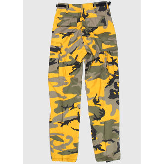 Herren Hose  US BDU - ARMY - YELLOW GREEN CAMO