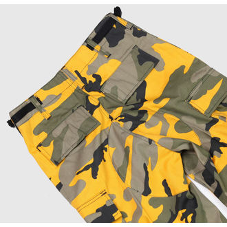 Herren Hose  US BDU - ARMY - YELLOW GREEN CAMO - 200500