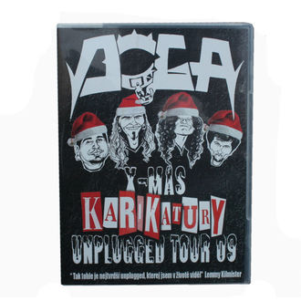 DVD Doga XMAS Unplugged Tour 2009 KARIKATUREN