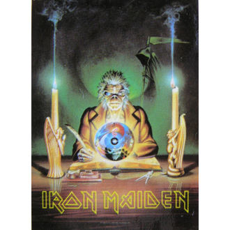 Fahne Iron Maiden - 7th Son Of A 7th Son - HFL0694