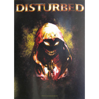 Fahne Disturbed  - Character - HFL1024