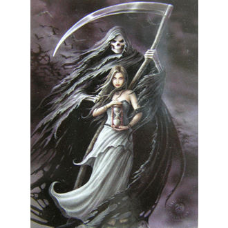 Fahne Anne Stokes - Summon The Reaper - HFL1029
