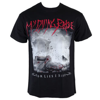 Herren T-Shirt My Dying Bride - For The Lies I Sire - RAZAMATAZ -