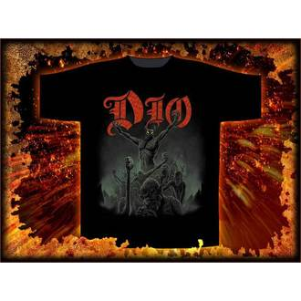 Herren T-Shirt Dio - Stand Up And Shout