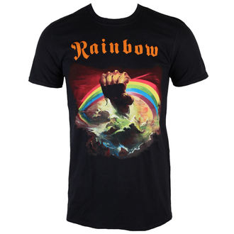 Herren T-Shirt RAINBOW 'RISING' PLASTIC HEAD, PLASTIC HEAD, Rainbow