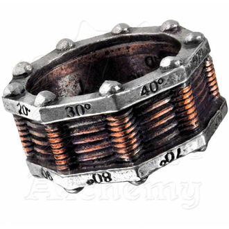 Ring Hi-Voltage Toric Generator Ring ALCHEMY GOTHIC - R149