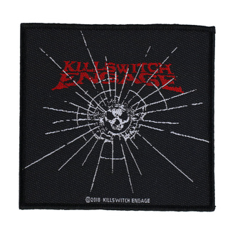 Patch Aufnäher Killswitch Engage - Shatter - RAZAMATAZ, RAZAMATAZ, Killswitch Engage