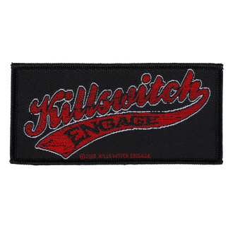 Patch Aufnäher Killswitch Engage - Logo - RAZAMATAZ, RAZAMATAZ, Killswitch Engage
